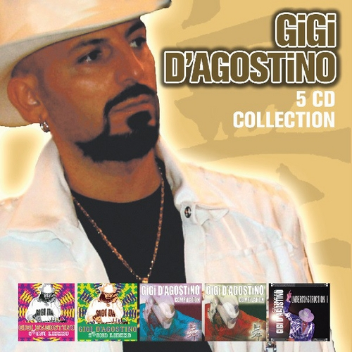 Download Gigi D'Agostino – Discography: CD, WEB 1999-2013